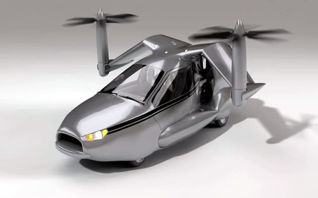 The Fliest Flying Car