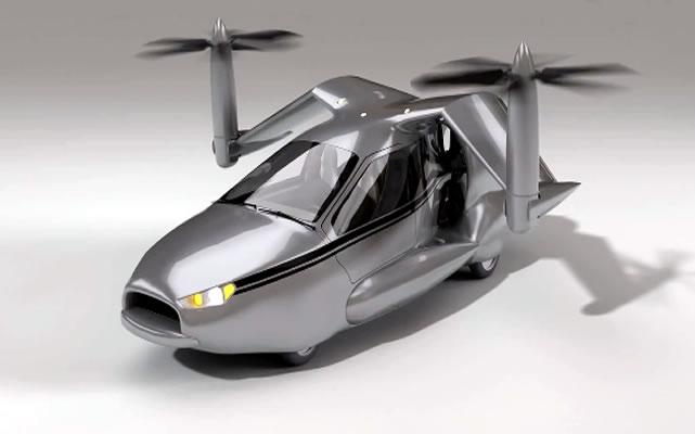 The Fliest Flying Car
