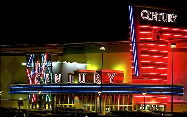 Aurora, CO Century Movie Theater Occult Etchings?