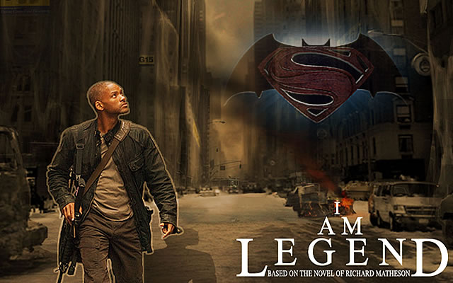 I Am Legend, Batman vs Superman, Ebola?