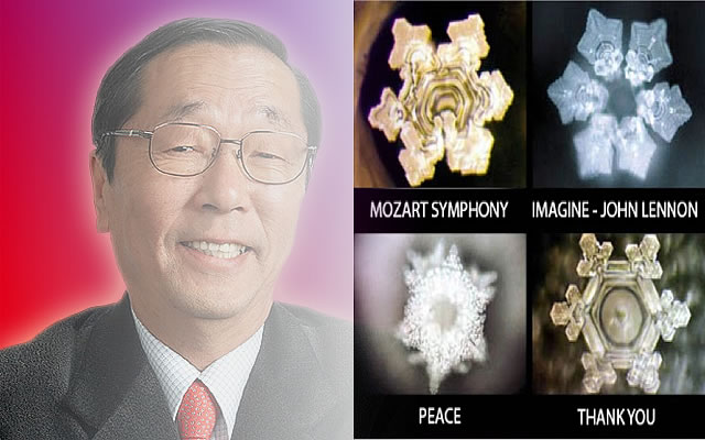 Rest In Peace Dr. Emoto