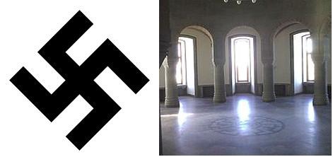 Swastika & Black Sun