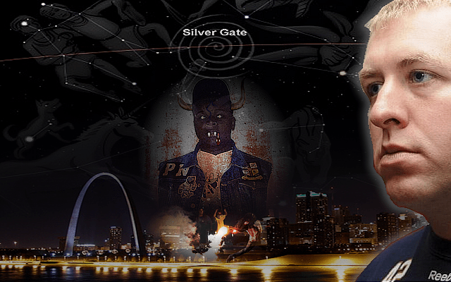 Ferguson, Dark Forces, and the Silver Gate
