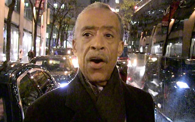 Eye Slit Al Sharpton A Sharpton Eye Slit