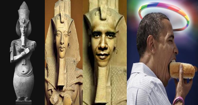 Akhenaten's Milkshake and President Obama LGBT Agenda