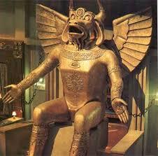 Statue of Moloch