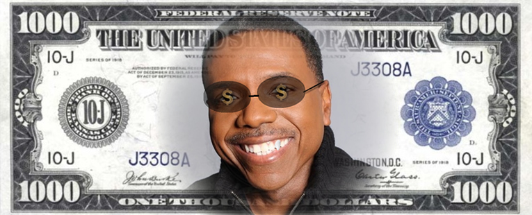 Oops He Did It Again: Creflo Dollar Puts His Wallet In His Mouth