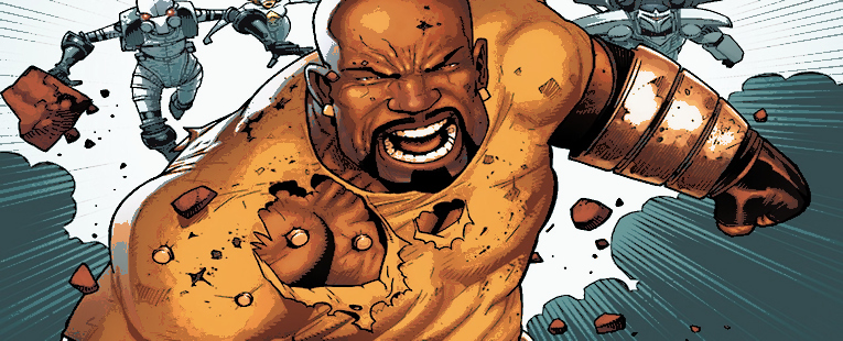 Luke Cage: Really About the SOUL of Harlem