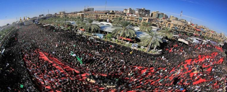 27 MILLION Man March in Iraq!