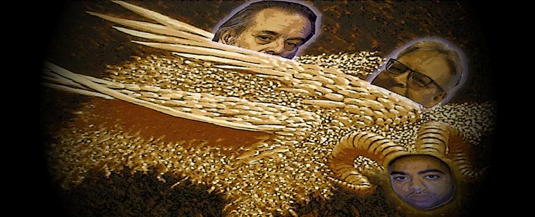 "Alternative Media ""Christian"" Crooks and the Golden FLEECE!"