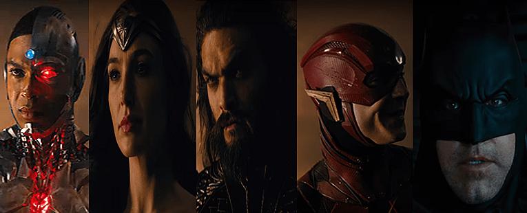 Men of Renown: Justice League Trailer