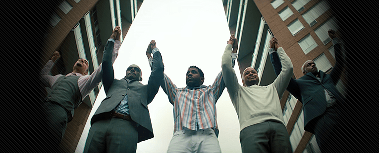 Wake Up Chosen People: When They See Us
