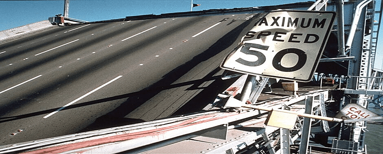 March 7 to 11: The Great California Earthquake