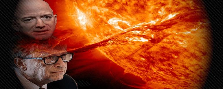 Bezos, Gates, & Harvard: The Hellfire Club Against the Sun