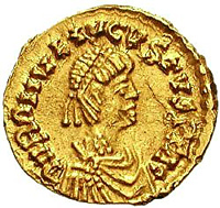 Romulus Augustus was an emperor reigning over the Western Roman Empire from 31 October AD 475 until 4 September AD 476
