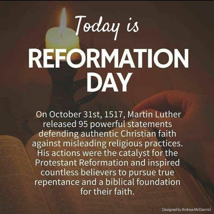 The The Two Witnesses of Revelation 11 And Reformation Day