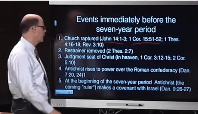 Dr. John Barnett End Times Video