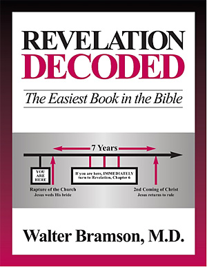 This post reviews a book called Revelation Decoded: The Easiest Book in the Bible by Walter Bramson M.D.