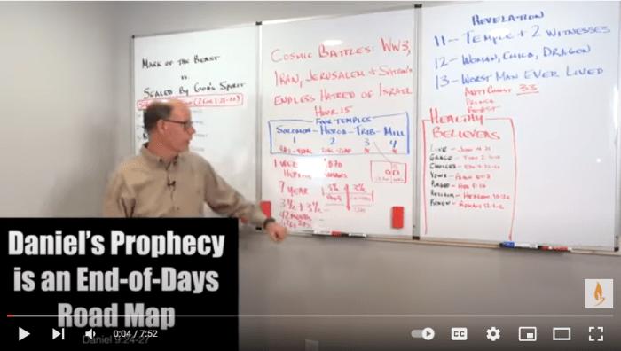 Dr. John Barnett DTBM Antichrist Video Review