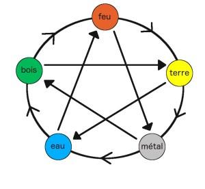 qi gong 5 éléments