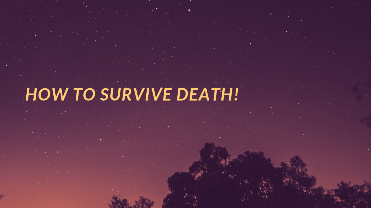 How to Survive Death)