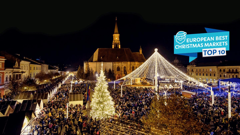 Targul de Craciun Cluj Napoca