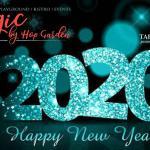 Grand New Year 2020 la Magic Ballroom by Hop Garden