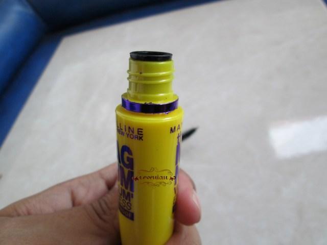 Fake Maybelline Mascara Neck Bottle