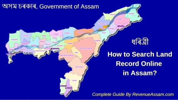 Revenue Assam