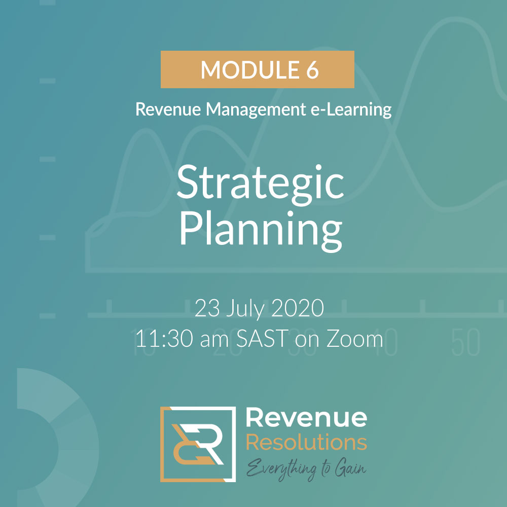 Basics of Revenue Management
