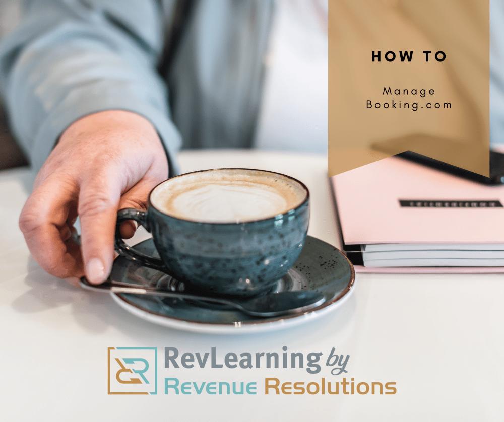 Revenue Management Course, Booking.com