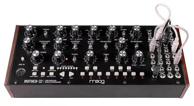 semi modular synths