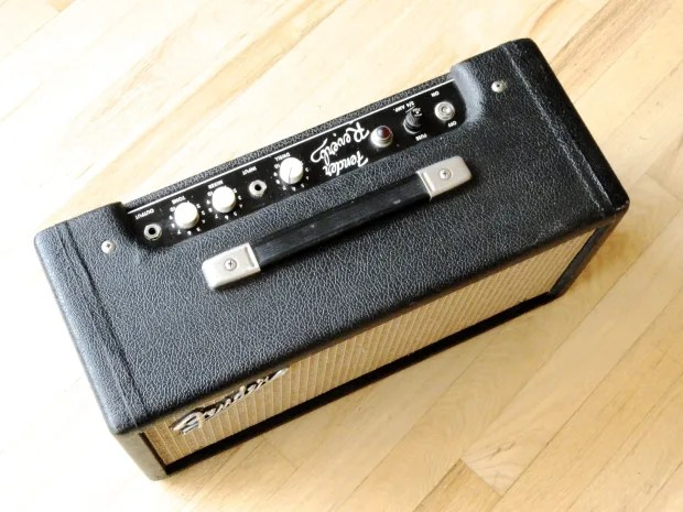 Fender Blackface Vintage Tube Reverb Unit Accutronics