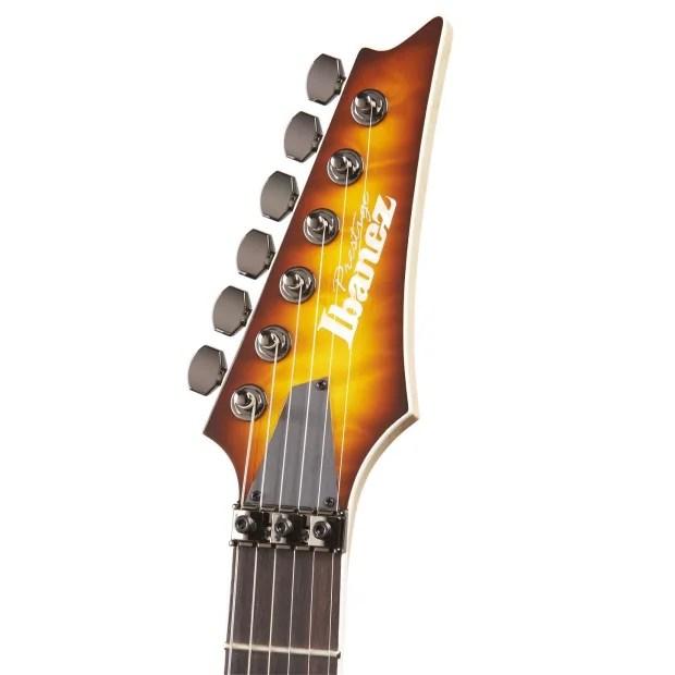 Ibanez S Q Prestige Saber 6 String Regal Brown Burst