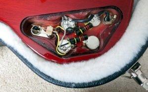 Gibson SG Original (61 RI) wMaestro Vibrola VOS wiring