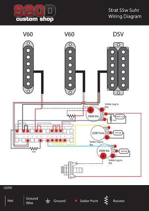 Wiring Gurus: HELP! SUHR HSS Wiring w TripleShot?