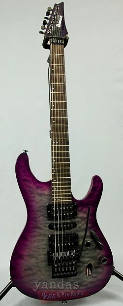Ibanez S Q Prestige S Series Electric Guitar