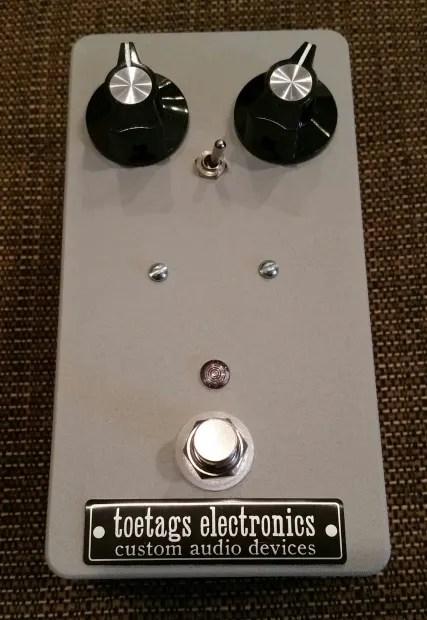 Toetags Electronics Ef 02 Jordan Bosstone Fuzz Uncle Acid