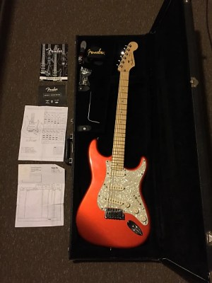 2005 Fender American Deluxe Stratocaster | Reverb