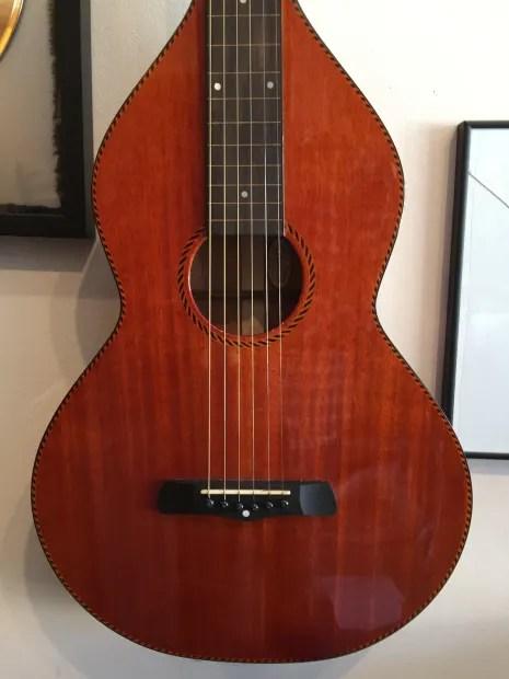 Gold Tone Weissenborn SM Style Acoustic Guitar Hawaiian Lap Reverb