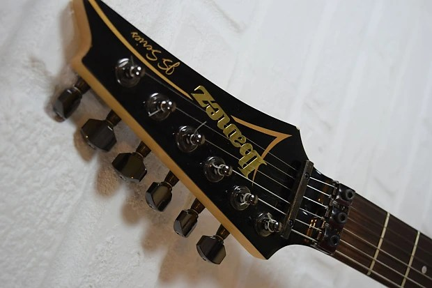 Ibanez Js Electric Guitar W Case Mint Used For Sale