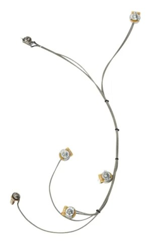 920D Custom Shop PreWired Wiring Harness for Epiphone
