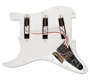 EMG DG20 David Gilmour Signature Prewired Pickguard & | Reverb