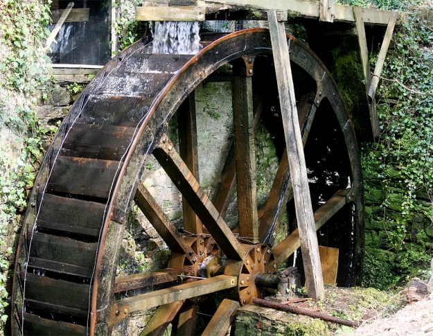 Melinsey Mill