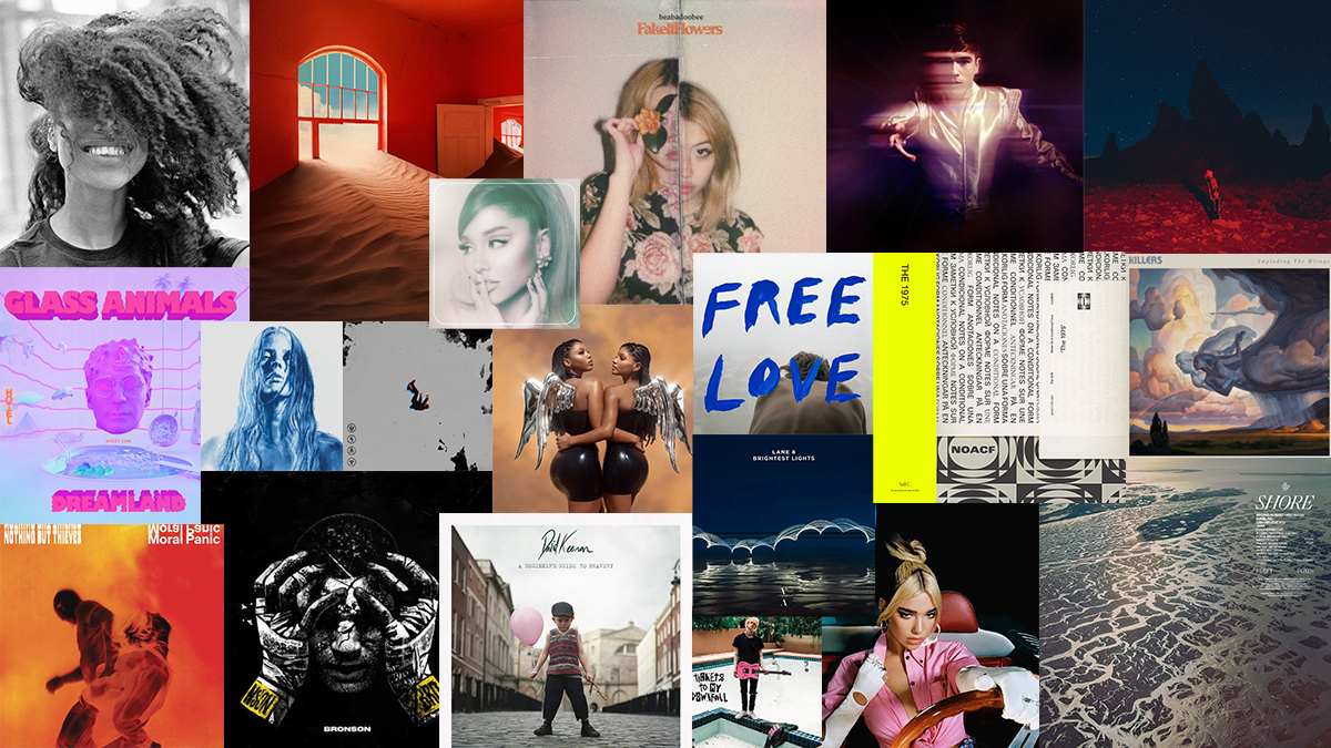 Top 20 Albums of 2020