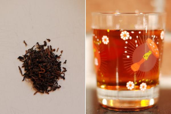 Pu Ehr Poe tea
