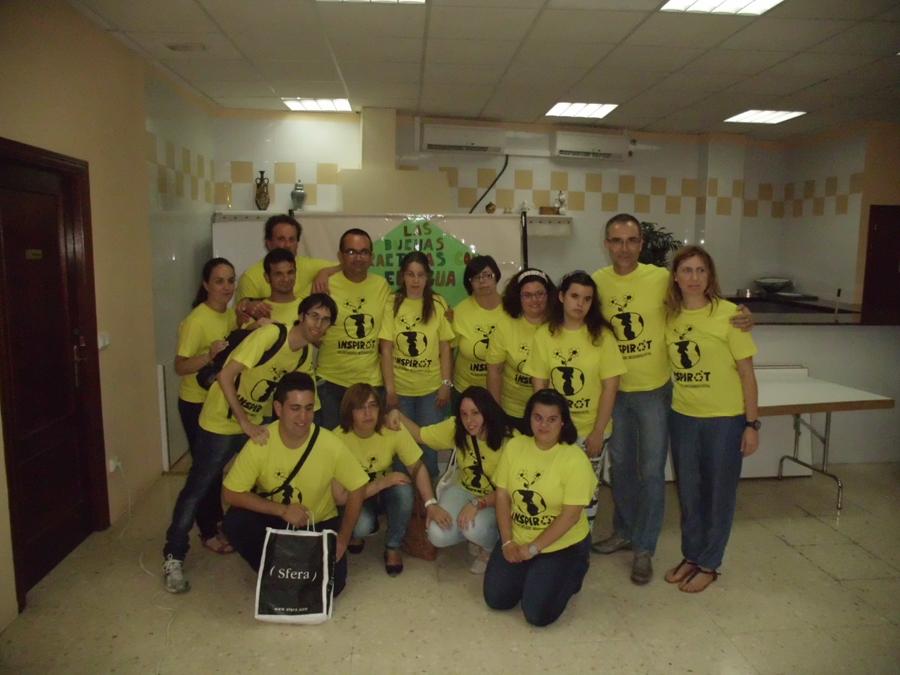 El proyecto Inspira't reconocido como Buena Práctica para la mejora de la calidad de vida de las personas con discapacidad intelectual en la ciudad