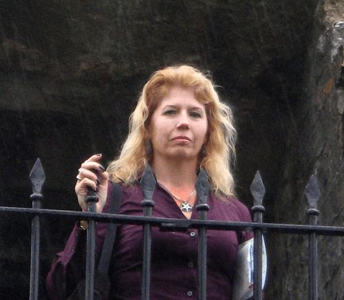 Magistra Blanche Barton, Magistra Templi Rex of the Church of Satan
