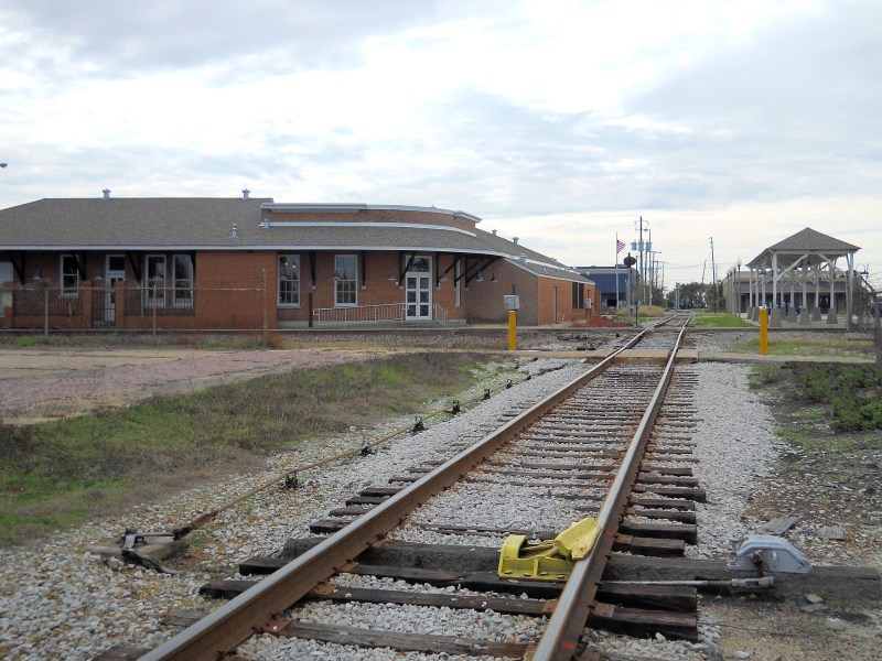Incidente treno a Biloxi