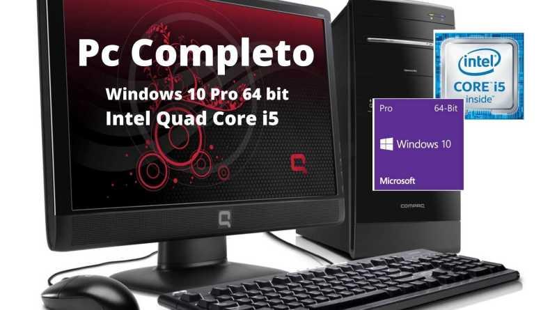 Computer Desktop Windows 10